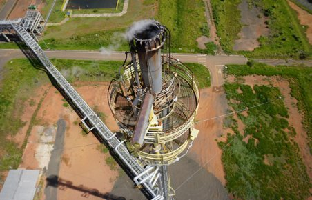 Flare Stack Inspection